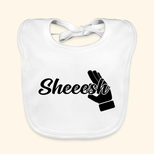 SHEEESH Yeah Cool Swag - Baby Bio-Lätzchen