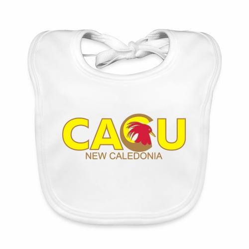 Cagu New Caldeonia - Bavoir bio Bébé