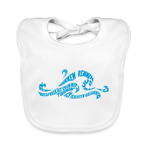 EZS T shirt 2013 Front - Bio-slabbetje voor baby's
