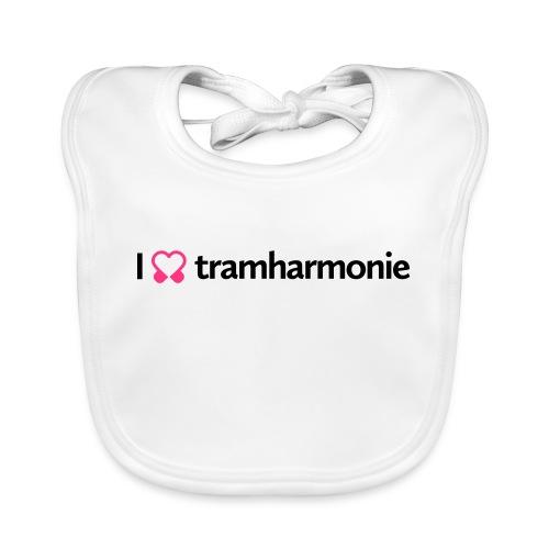 tramharmonie logo - Bio-slabbetje voor baby's