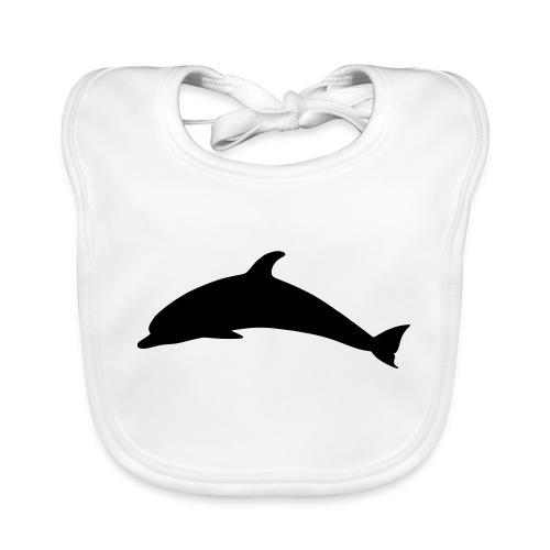T-Shirt Dolphin - Baby Bio-Lätzchen