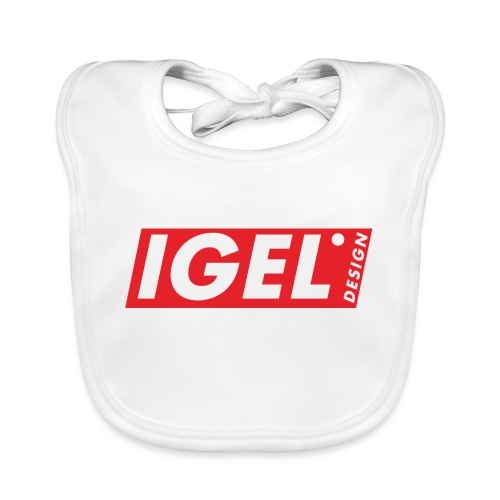 IGEL Design - Baby Bio-Lätzchen