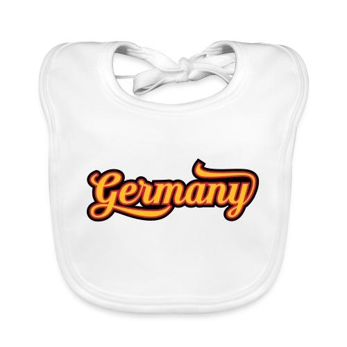 Typo Country Germany - Baby Bio-Lätzchen