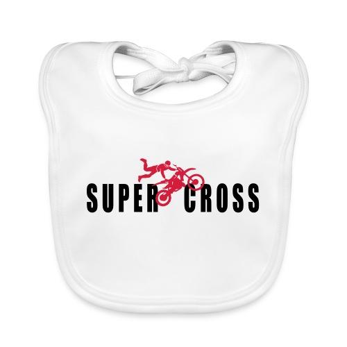 air Supercross - Bavoir bio Bébé