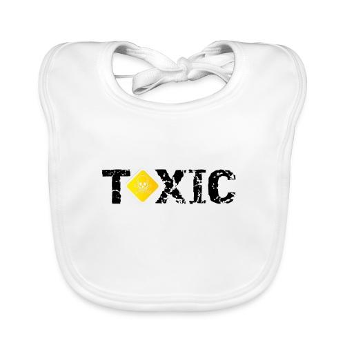 TOXIC - Bavoir bio Bébé
