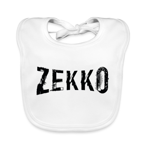 ZEKKO CLASSIC MERCH - Baby Bio-Lätzchen