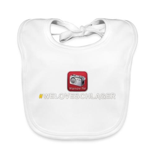 WeLoveSchlager 1 - Baby Bio-Lätzchen