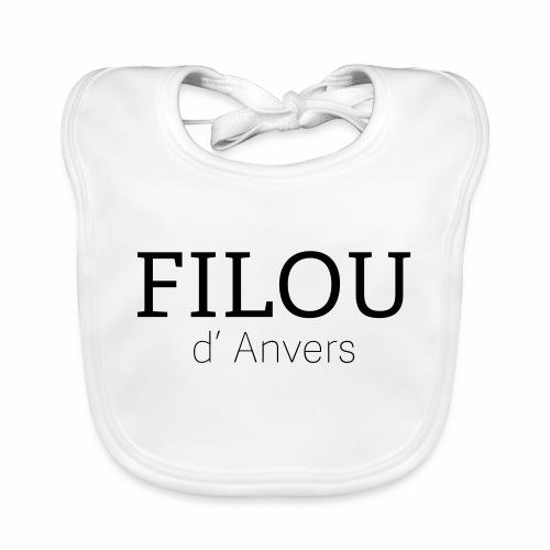 Filou d anvers - Bio-slabbetje voor baby's