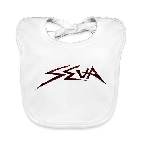 SEUA logo Speedy Elegant - Ekologisk babyhaklapp