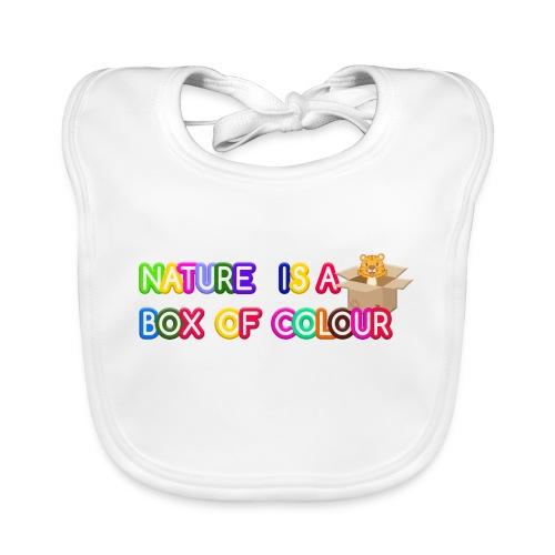 72 naturebox - Baby Bio-Lätzchen