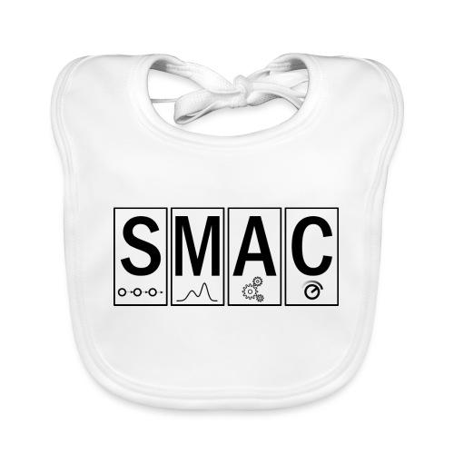 SMAC3_large - Baby Organic Bib