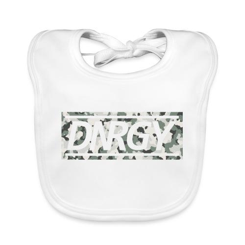 Camouflage Logo - Baby Bio-Lätzchen