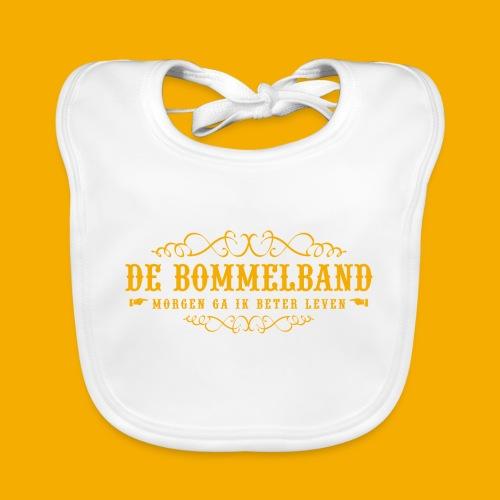 bb tshirt back 01 - Bio-slabbetje voor baby's
