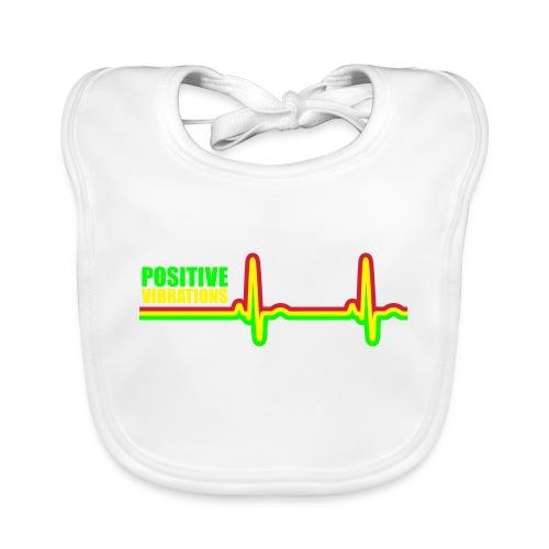 POSITIVE VIBRATION - Baby Organic Bib