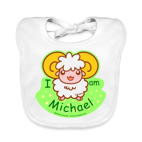 I am Michael - Organic Baby Bibs