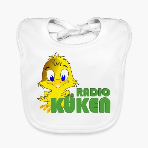 Radio Küken Das Original - Baby Bio-Lätzchen