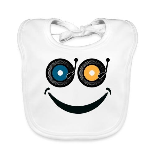 Smile! - Bavaglino ecologico per neonato