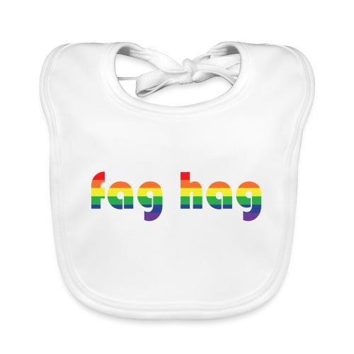 Fag Hag - Organic Baby Bibs
