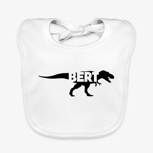 Bert dino - Bio-slabbetje voor baby's