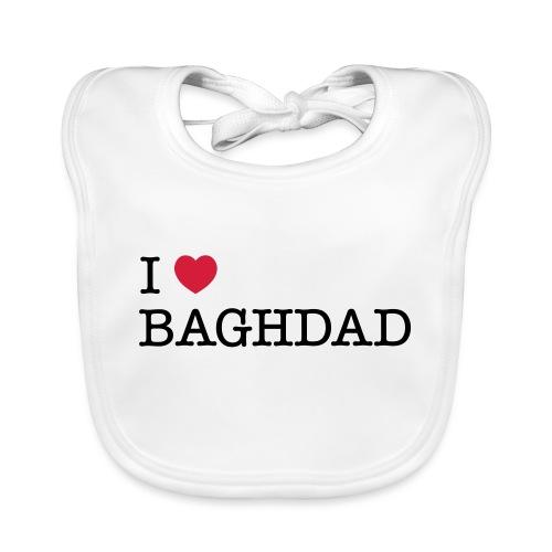 I LOVE BAGHDAD - Organic Baby Bibs