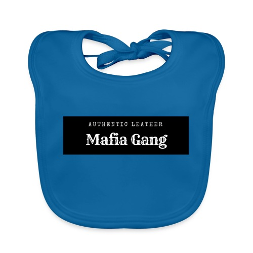 Mafia Gang - Nouvelle marque de vêtements - Bavoir bio Bébé