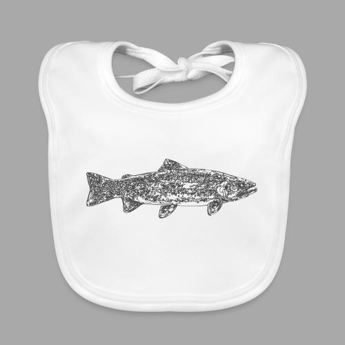 art trout.png - Vauvan ruokalappu