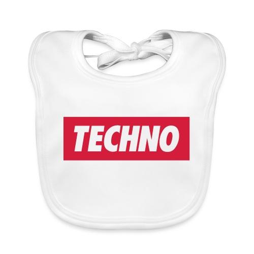 Techno - Baby Organic Bib