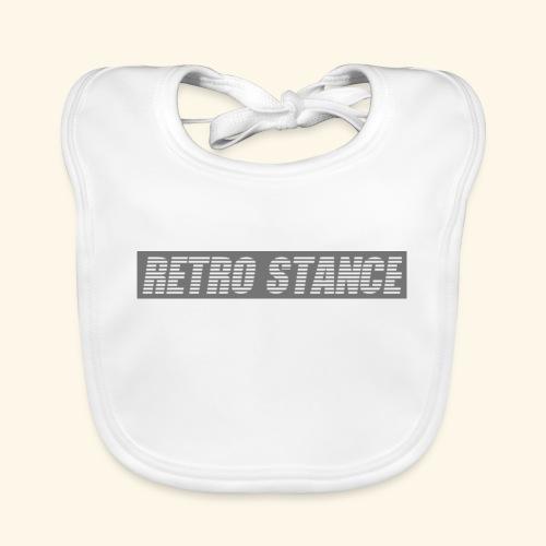 Retro Stance - Baby Organic Bib