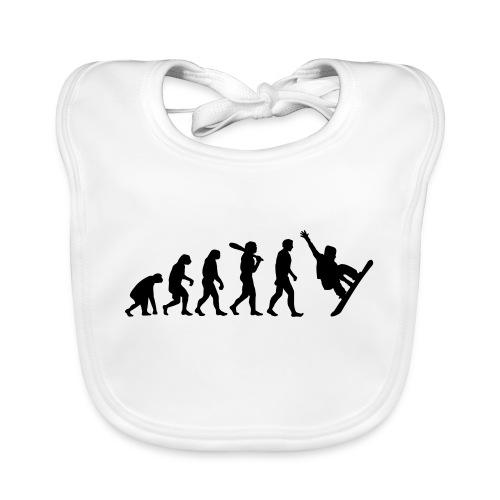 Evolution Snowboard - Baby Bio-Lätzchen