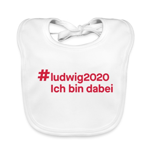 #ludwig2020 - Baby Bio-Lätzchen