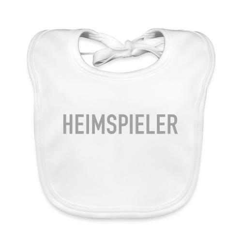 HEIMSPIELER - Baby Bio-Lätzchen