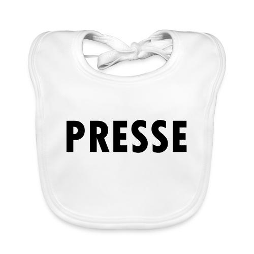 Presse - Baby Bio-Lätzchen