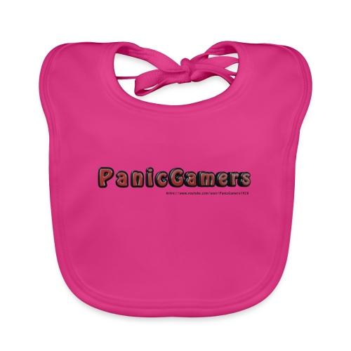 Cover PanicGamers - Bavaglino ecologico per neonato
