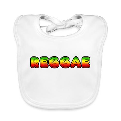 Reggae - Baby Bio-Lätzchen