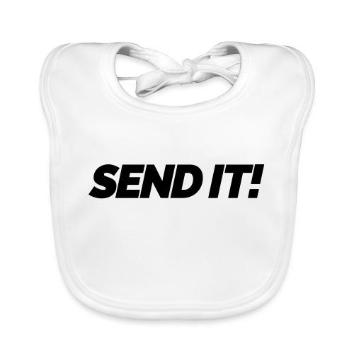 Send it! - Baby Bio-Lätzchen