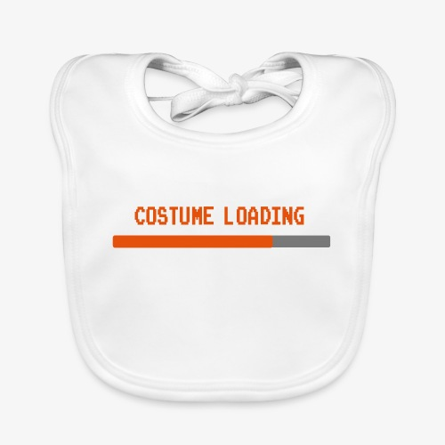 Costume Loading Halloween Costume patjila - Organic Baby Bibs