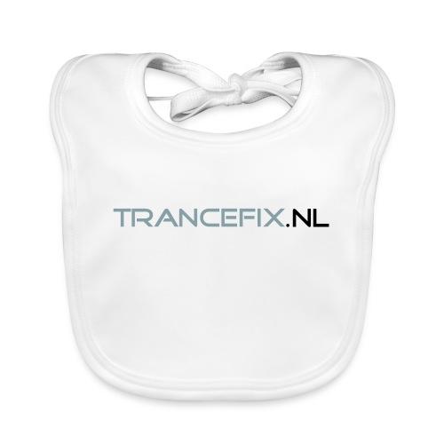 trancefix text - Baby Organic Bib