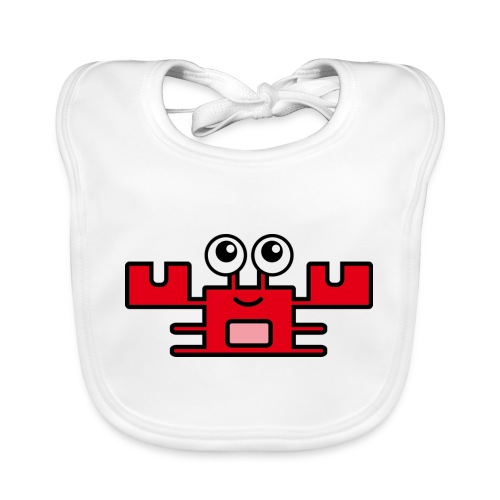 krabby - Baby Bio-Lätzchen