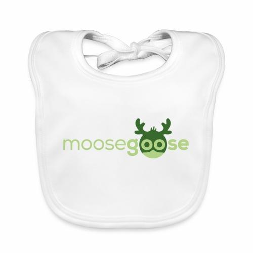 moosegoose #01 - Baby Bio-Lätzchen