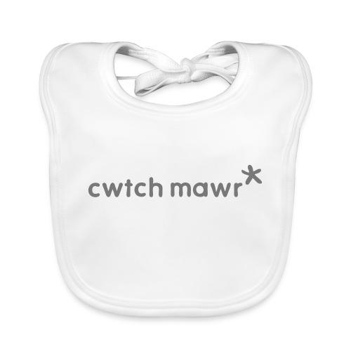 cwtch mawr - Baby Organic Bib
