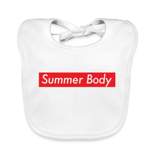Summer Body - Bavoir bio Bébé