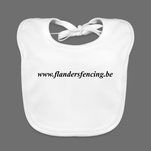 wwww.flandersfencing.be - Bio-slabbetje voor baby's