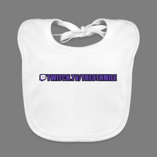 twitch.tv/the8thmile - Organic Baby Bibs