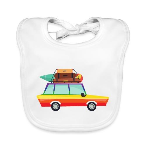 Gay Van | LGBT | Pride - Baby Bio-Lätzchen