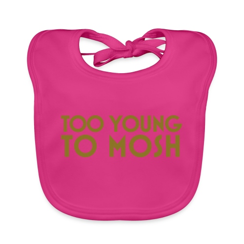 too young oro - Organic Baby Bibs