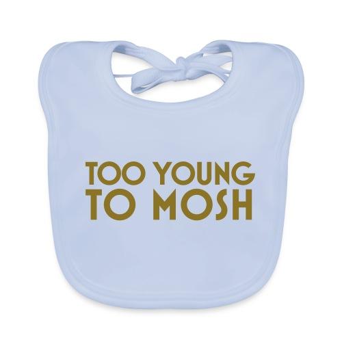 too young oro - Organic Baby Bibs