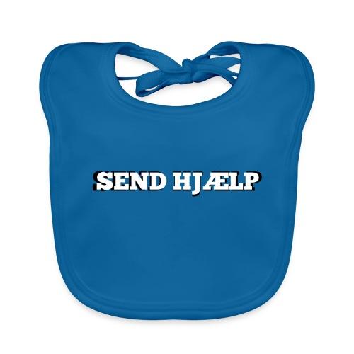 SEND HJÆLP T-shirt - Hagesmække af økologisk bomuld