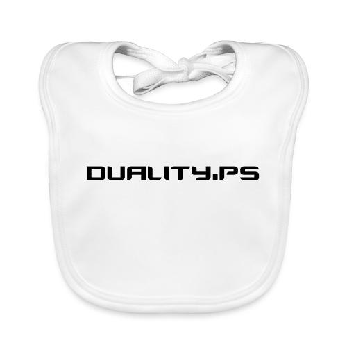 dualitypstext - Ekologisk babyhaklapp