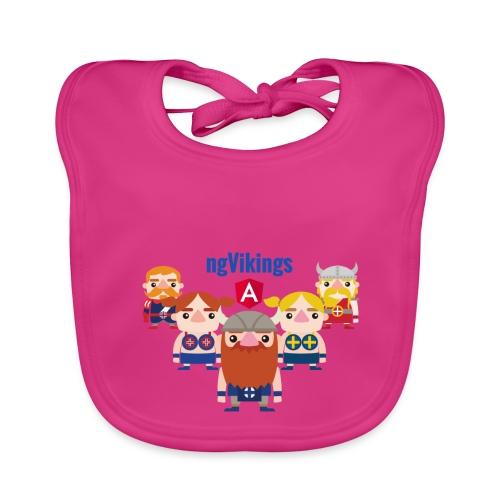Viking Friends - Baby Organic Bib