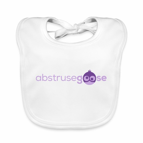abstrusegoose #01 - Baby Bio-Lätzchen